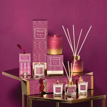 Blackberry & Bay Reed Diffuser