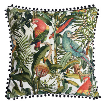 Parrots of Brasil Pillow - 50x50cm