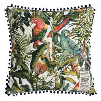 Parrots of Brasil Cushion - 50x50cm