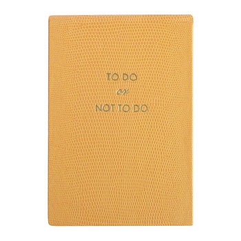 Notepad - 'To Do or Not to Do'