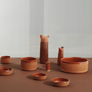 Junto Bowl - Terracotta