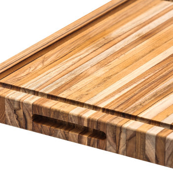 Edge Grain Rectangle Carving Board