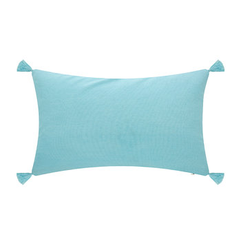 Tropicana Pillow - 35x50cm - Beach Blue