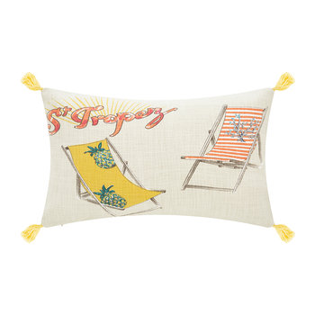 Tropicana Pillow - 35x50cm - Summer Yellow