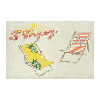 Tropicana Rectangle Placemat