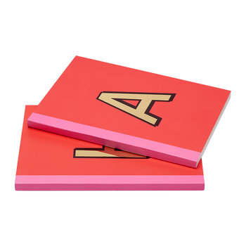 A5 Softcover Notebook - A