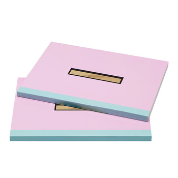 A5 Softcover Notebook - I