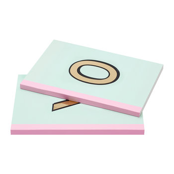 A5 Softcover Notebook - O
