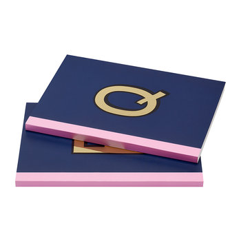 A5 Softcover Notebook - Q
