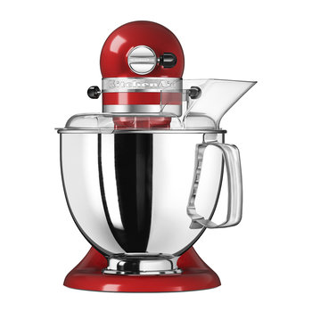 Artisan 4.8L Tilt-Head Stand Mixer - Empire Red