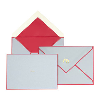 Color Tipped All Occasion Card Set