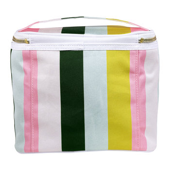 Stripe Lunch Tote