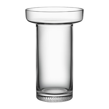 Limelight Rose Vase - Clear