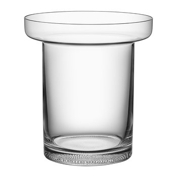 Limelight Tulip Vase - Clear