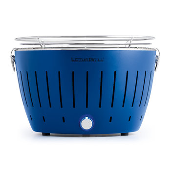 Portable Charcoal Grill - Blue