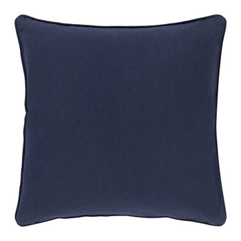 Contour Cushion Cover - Petrol