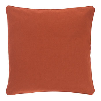 Contour Cushion Cover - Terracotta