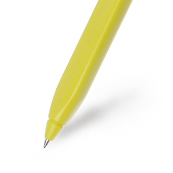 Classic Cap Roller Pen Plus - 0.7 - Yellow
