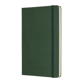 Large Hardback Notebook - Green