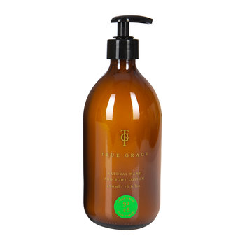 Burlington Hand Lotion - 500ml - Cedar & Rose
