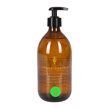 Burlington Hand and Body Wash - 500ml - Portobello Oud