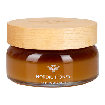Organic Infused Honey - A Sting of Chilli
