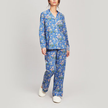 Grace Tana Pyjama Set - Blue