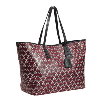 Iphis Marlborough Tote - Oxblood - Large