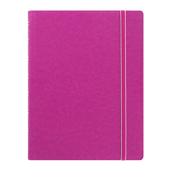 A5 Classic Ruled Notebook - Fuchsia