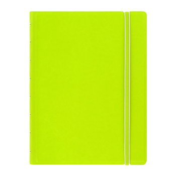 A5 Classic Ruled Notebook - Pear
