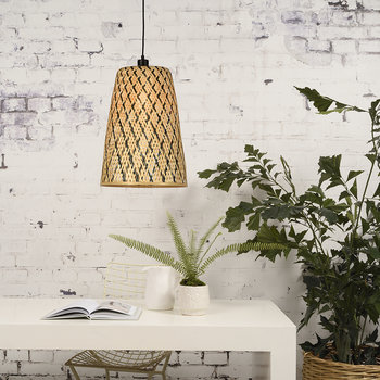 Kalimantan Tapered Ceiling Light - Small