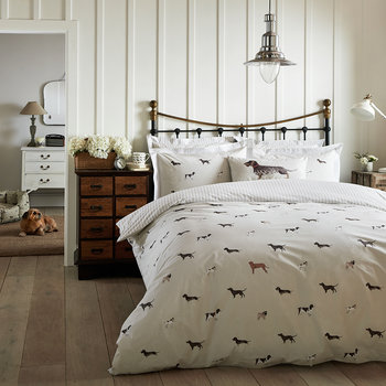 Woof Single Duvet Set