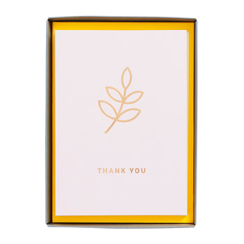 Inspiration Thank You Greeting Cards - 10 Pack