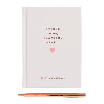 There She Is Gratitude Journal Gift Set