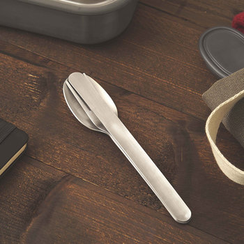Flatware Set with Case