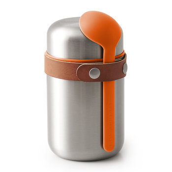Food Flask - Orange