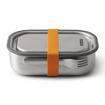 Stainless Steel Lunchbox with Cutlery
