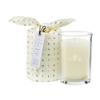 Bundled Scented Candle - 170g - Winter Mint