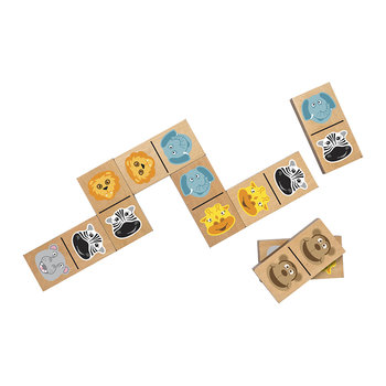 Giant Animal Dominoes Garden Game