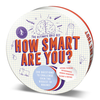 How Smart Are You? Spiel