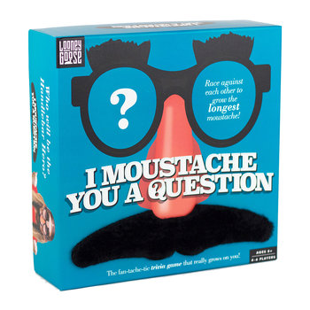 I Mustache You a Question Game