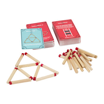 Marvellous Matchstick Challenges Game