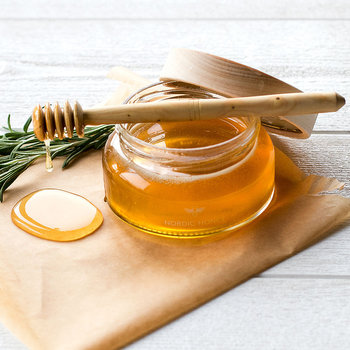 Organic Honey - Spring is in the Air