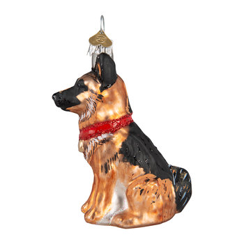 Little German Shepard Tree Decoration