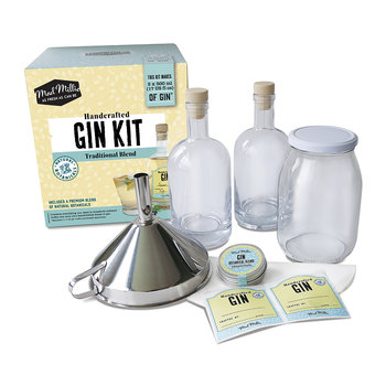 Make Your Own Handcrafted Gin Kit
