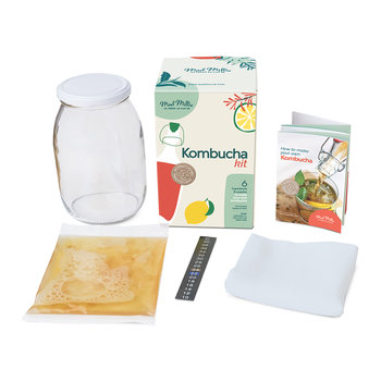 Make Your Own Kombucha Kit