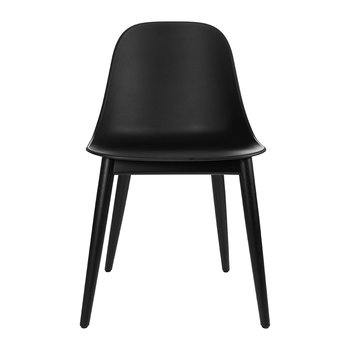 Harbour Dining Side Chair - Black Oak