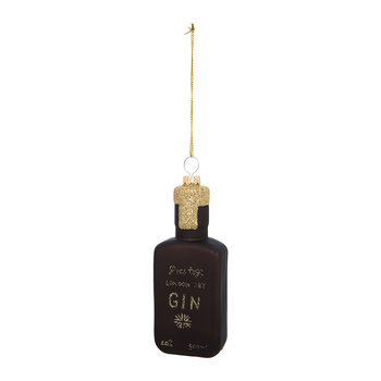 Gin Tree Decoration