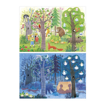 Night & Day Reversible Puzzle