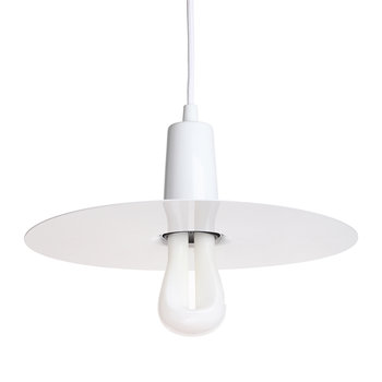 Drop Hat Shade with 002 LED Bulb